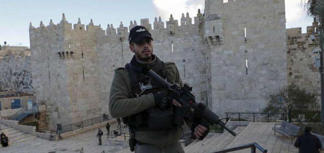 Više osoba povrijeđeno u 'sumnjivom' napadu u Jerusalemu