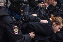 Nekoliko desetina demonstranata uhapšeno na protestu u Moskvi