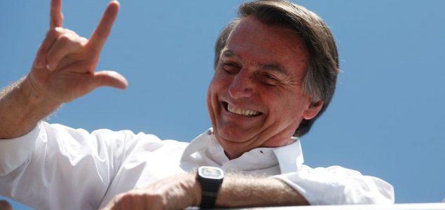 Brazilski predsjednik Bolsonaro: Onaj koji ugrožava