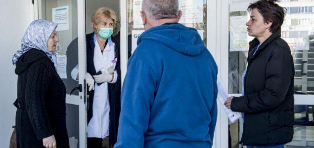 Vijeće ministara BiH proglasilo stanje prirodne i druge nesreće zbog korona virusa
