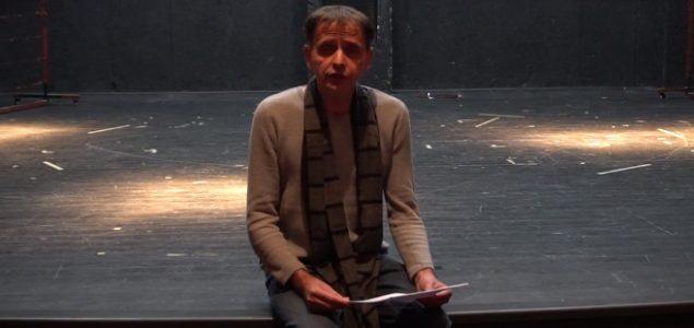 """Online snimka """"Predstave Hamleta u selu Mrduši Donjoj"""" za Svjetski dan kazališta"""