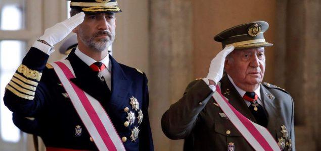 """Španska kraljevska kuća: """"Corinna virus"""""""