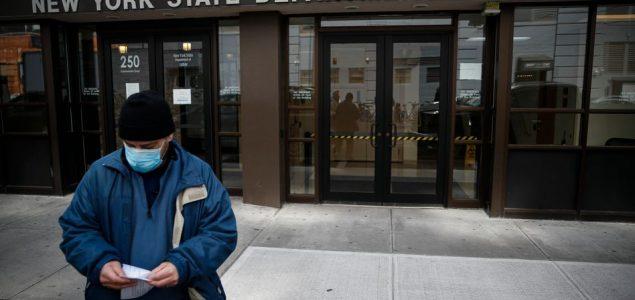 Nezaposlenost u SAD za vrijeme Corona krize: Tko nije potreban leti napolje