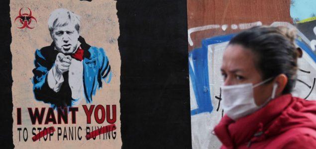 Potcjenjuje li Britanija posljedice pandemije