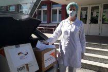Njemačka ambasada pruža podršku lokalno angažovanim organizacijama pri nabavci i proizvodnji medicinske opreme