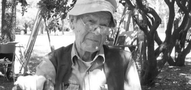 Odlazak velikana: Preminuo akademski slikar Jusuf Jusa Nikšić