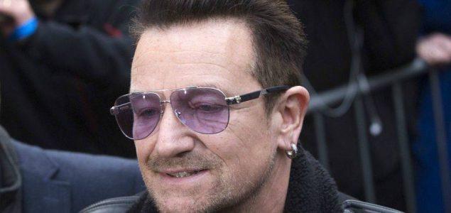 U2 donirao milijune medicinskom osoblju u Irskoj