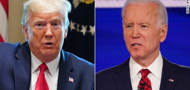 Biden u očekivanju izbora popularniji od Trumpa za čak 8 posto