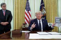 Tviter sakrio Trampovu poruku, jer 'krši pravilo o zabrani veličanja nasilja'