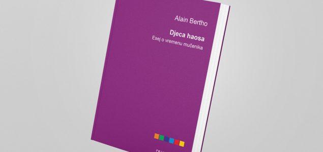 Promocija knjige Djeca haosa: Esej o vremenu mučenika