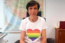 Poruka njemačke ambasadorice Margret Uebber povodom Međunarodnog dana borbe protiv homofobije, transfobije i bifobije