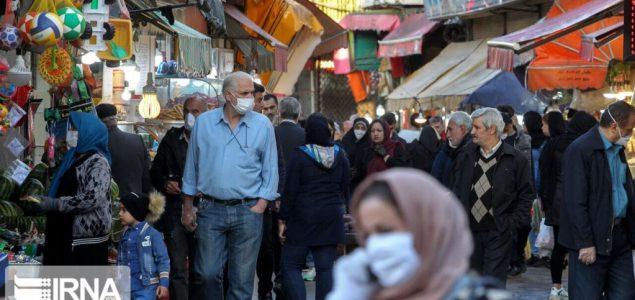 Porast novih zaraza u Iranu posle ublažavanja mera ograničenja