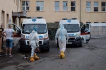 Medicinari iz Pazara: Juče je umrlo 11, počeli smo da padamo
