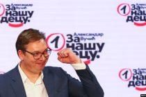 Svetski mediji: Učvršćivanje Vučićeve dominacije