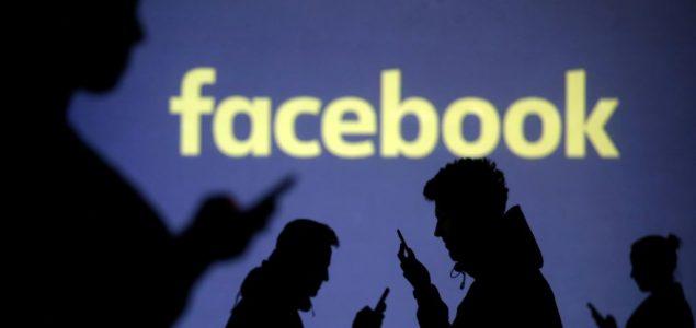 Fejsbuk ukinuo naloge grupa povezanih sa belim nacionalistima