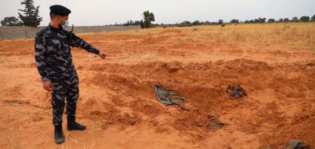 Masovne grobnice u Libiji i strahote rata kojem se ne nazire kraj