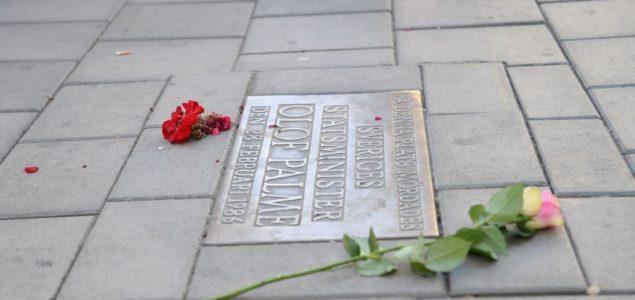 Slučaj ubistva Ulofa Palmea zatvoren