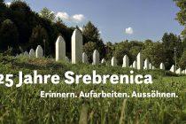 Digitalni susret: 25 godina Srebrenice – Sjećanje. Pravda. Pomirenje