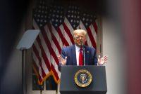 """Trump u govoru na Dan nezavisnosti SAD-a obećao da će poraziti """"radikalnu ljevicu"""""""