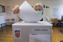 U Hrvatskoj započeli parlamentarni izbori