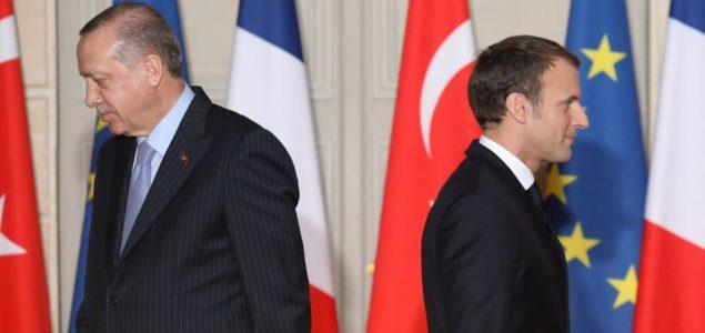 Sukob Turske i Francuske oko Libije oslikava slabosti NATO-a