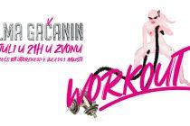 Workout, izložba Alme Gačanin u Zvonu