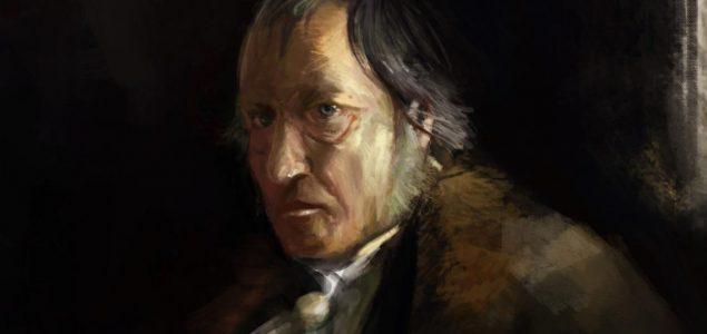 Hegelovska dijalektika i veznice između dijalektike i pojma komemoracije