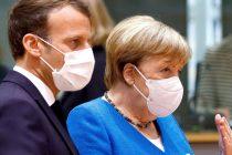 """EU Corona samit: Merkel i Macron su iznervirani od """"štedljive četvorke"""""""