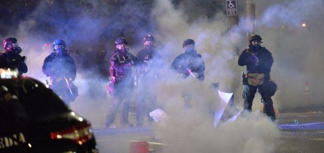 Protesti u Portlandu: Federalne snage spremne za postupno povlačenje