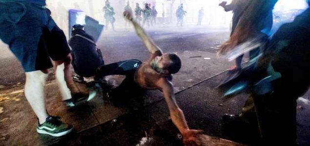 UN: Nesrazmjerna upotreba sile policije na protestima u SAD-u