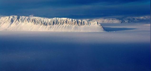 Raspala se i posljednja netaknuta ledena ploča na kanadskom Arktiku