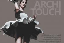 "Collegium artisticum: Izložba LJILJANE MAJKIĆ ""ARCHITOUCH"" od 25.08. do15.09.2020."