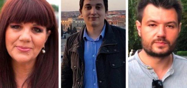 NOVINARSKA NAGRADA ZA ISTRAŽIVAČKO NOVINARSTVO: Degirmendžić, Blagić i Blagovčanin dobitnici nagrada za najbolje izvještavanje o korupciji