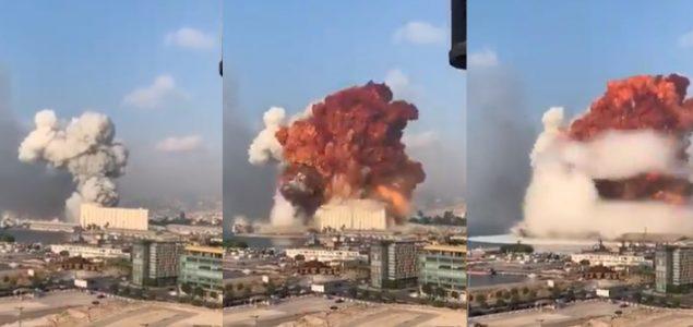 Dan žalosti u Libanonu, desetine mrtvih i hiljade povrijeđenih u eksploziji u Bejrutu