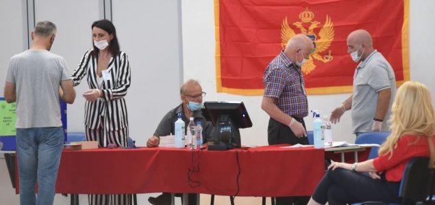 DIK: DPS osvojio 35,12, koalicija Za budućnost Crne Gore 32,54 odsto glasova