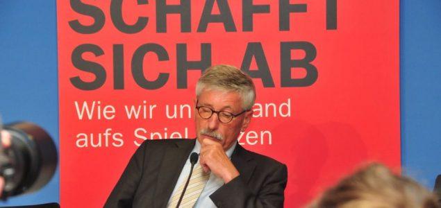 SPD – Socijaldemokratska partija Njemačke: Poslednje poglavlje Sarrazina