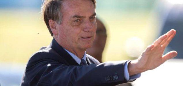Predsjednik Brazila Jair Bolsonaro popularniji nego ikad