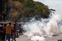 Za migrante na Lezbosu suzavac umesto evropskog rešenja