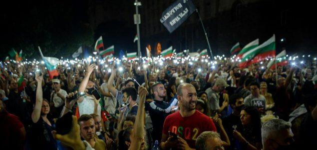 Eskalacija protesta protiv Borisova i korupcije u Bugarskoj