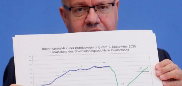 Posle rekordne recesije Nemačka očekuje nagli oporavak
