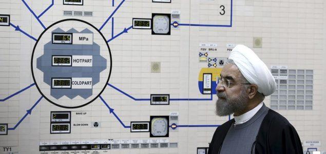 Iran ima 'deset puta više zaliha obogaćenog uranijuma od dozvoljenog'