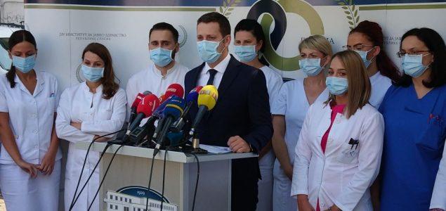 U BiH 14 preminulih, 225 novozaraženih