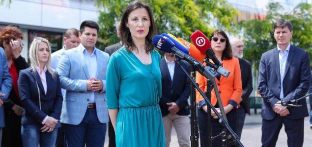 Dalija Orešković: MILANOVIĆEVE IZJAVE INSINUIRAJU OZBILJNU ZLOUPORABU VLASTI