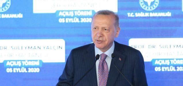 Erdogan: Grčka će razgovarati ili se suočiti s posljedicama