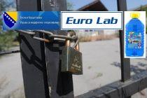 "UIO odblokirala račune firme ""Euro Lab"""