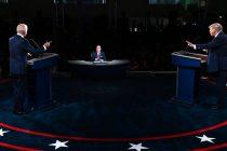 TV debata Trump protiv Bidena: Borba galamom