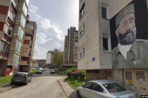 Mural Draže Mihailovića u Foči još uvijek nije uklonjen, načelnik općine očekuje da će izblijediti