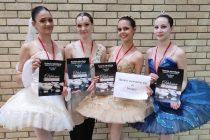 Četiri prva mjesta za kompaniju Balet mladih
