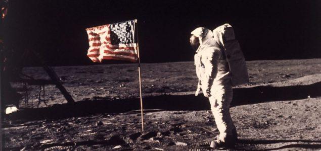 Budala, ili vjerojatno čovjek i nije bio na Mjesecu…