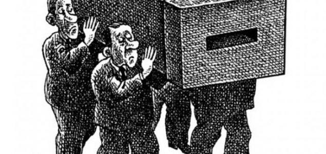 "CIVILNI SEKTOR PALI CRVENI ALARM: Sprema se ""transparentna krađa"" izbora"